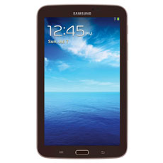 Samsung Galaxy Tab® 3 7.0 (Wi-Fi), Gold Brown