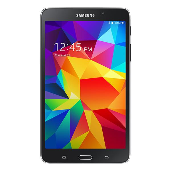Samsung Galaxy Tab<sup>®</sup> 4 7.0 8GB, Black