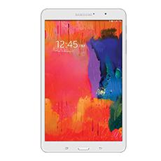 Samsung Galaxy Tab® Pro 8.4 16GB (Wi-Fi), White