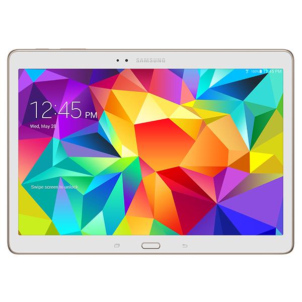 """Samsung Galaxy Tab<sup>®</sup> S 10.5"""" 16GB, Dazzling White"""