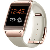 Samsung Galaxy Gear™ Rose Gold