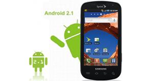 Android™ 2.1Platform