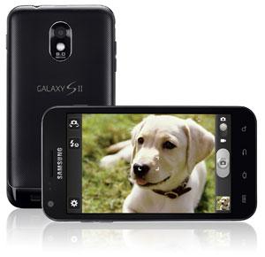 Galaxy S II Camera