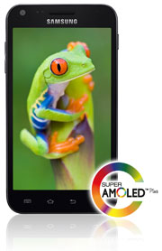 Galaxy S II Super AMOLED Plus