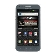 Samsung Galaxy S® II 4G (Virgin Mobile), Gray