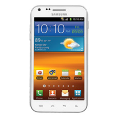 Samsung Galaxy S® II, available at Sprint (White)