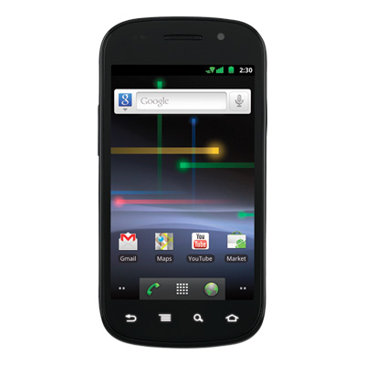 Smartphone on Nexus S 4g Android Smartphone   Samsung Mobile