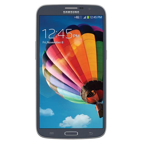 Samsung Galaxy Mega (Sprint), Black