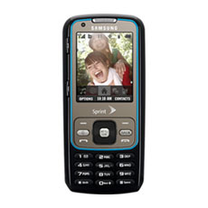 Samsung Rant® Qwerty Cell Phone