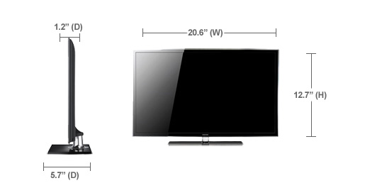 Driver UPDATE: Samsung 5000 Series LED TV UN22D5000NFXZA