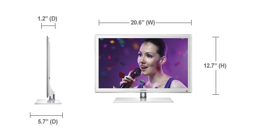 Samsung UN22D5010NF LED TV Drivers for Windows
