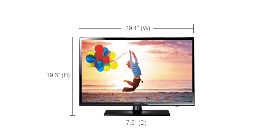 Samsung UN32H5203AF LED TV Windows 8