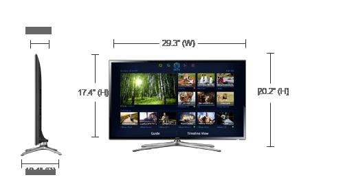 SAMSUNG UN32F6300AF LED TV DRIVERS FOR PC