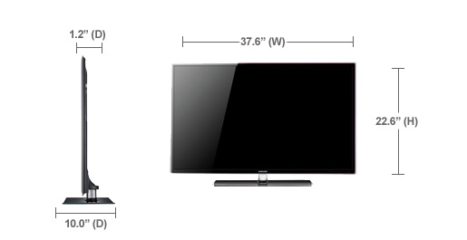 SAMSUNG UN40D5500RF LED TV WINDOWS 7 DRIVERS DOWNLOAD
