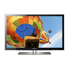 "46"" Class (45.9"" Diag.) LED 6400 Series TV (2010 Model)"