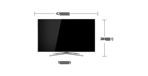 Samsung UN48H6400AF LED TV Drivers Windows 7