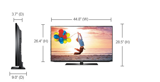 Samsung LN37A450C1D LCD TV Drivers for Windows 7
