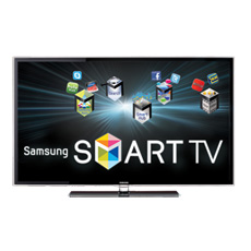 "55"" Class (54.6"" Diag.) LED 6000 Series Smart TV"
