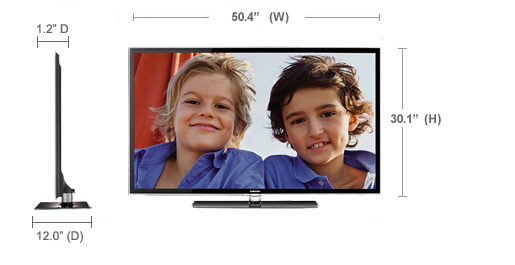 Samsung 6300 Series LED TV UN55D6300SFXZA Last