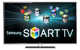 Expanded web options with Smart TV