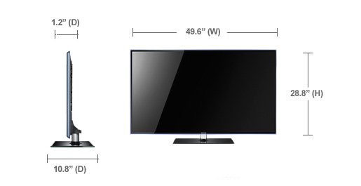 Drivers for Samsung UN55D6500VF LED TV