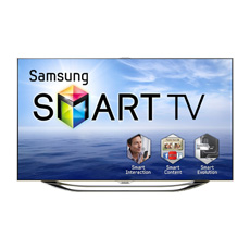 "55"" Class (54.6"" Diag.) LED 8000 Series Smart TV"