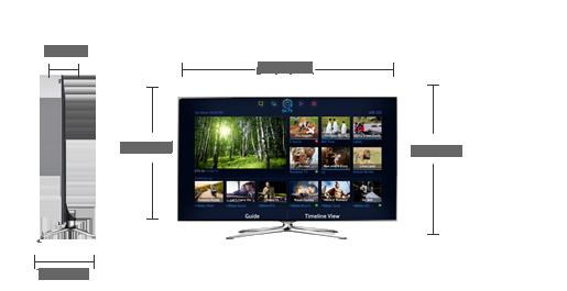 Samsung UN55ES7500F LED TV Download Driver