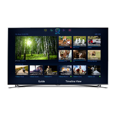 "LED F8000 Series Smart TV - 55"" Class (54.6"" Diag.)"