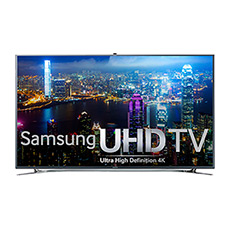 "UHD 4K LED 9000 Series Smart TV - 55"" Class (54.6"" Diag.)"