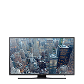 "4K UHD JU6500 Series Smart TV - 55"" Class (54.6"" Diag.)"