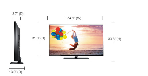 Samsung UN60H7150AF LED TV Treiber Windows 7