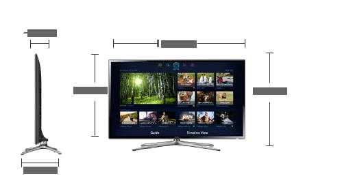 Samsung UN60F6350AF LED TV Driver