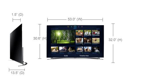 New Driver: Samsung UN60F8000BF LED TV