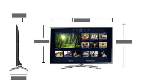 Samsung UN65H6300AF LED TV Download Drivers