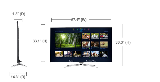 Download Drivers: Samsung UN65JU670DF LED TV