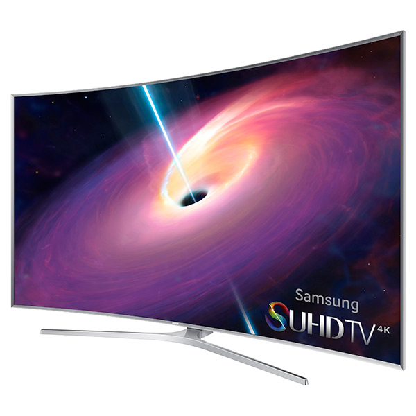 "4K SUHD JS9500 Series Curved Smart TV - 65"" Class (64.5"" Diag.)"