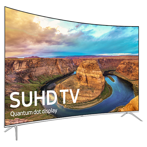 "65"" Class KS8500 8-Series Curved 4K SUHD TV (2016 Model)"