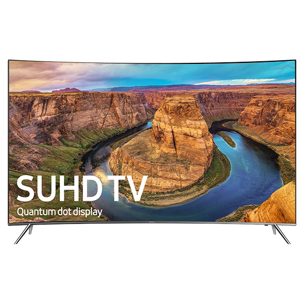 "65"" Class KS850D 8-Series Curved 4K SUHD TV (2016 Model)"