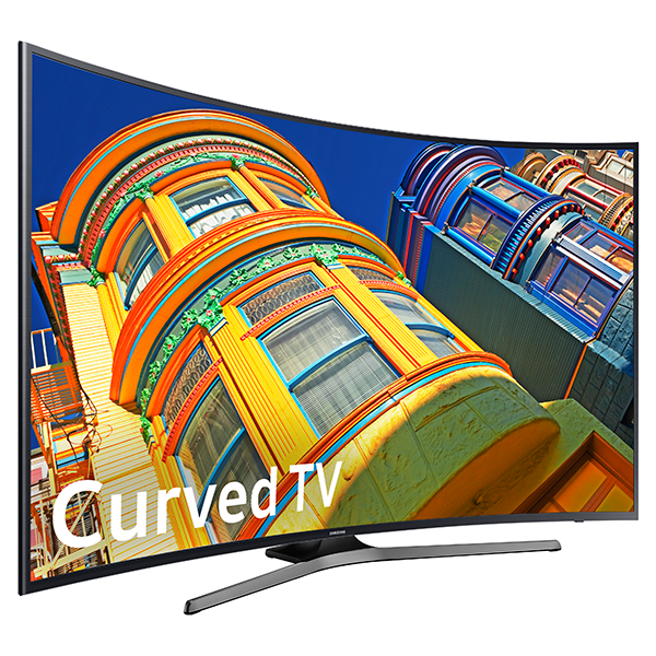 "65"" Class KU6500 6-Series Curved 4K UHD TV (2016 Model)"