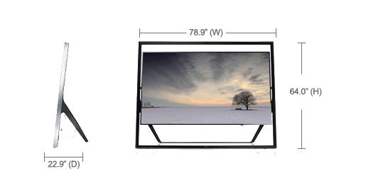 Drivers for Samsung UN85S9AF LED TV