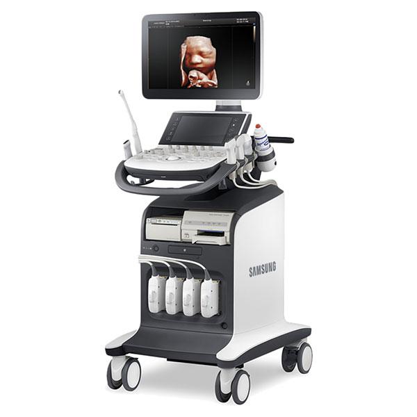Samsung WS80A Ultrasound