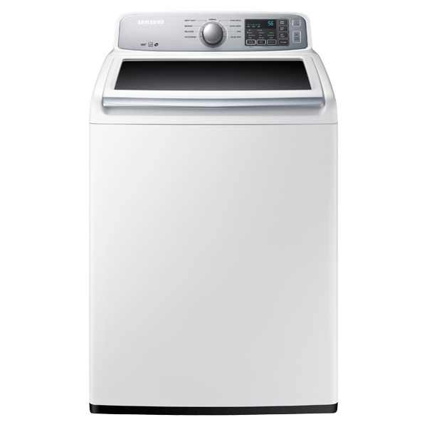 WA7000 4.5 cu. ft. Top Load Washer with VRT (White)