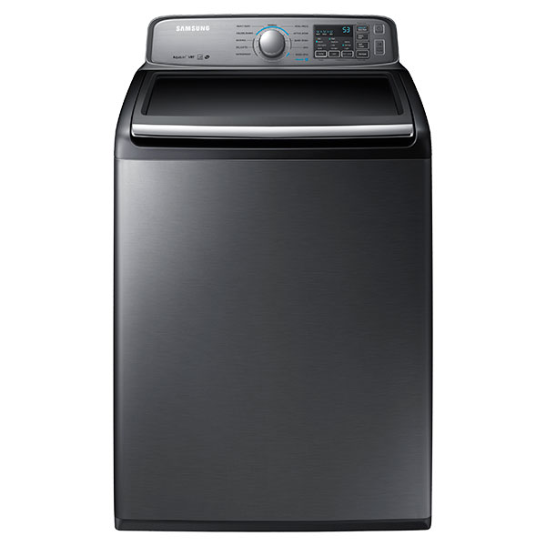 WA7400 4.8 cu. ft. Top Load Washer with AquaJet® (Platinum)