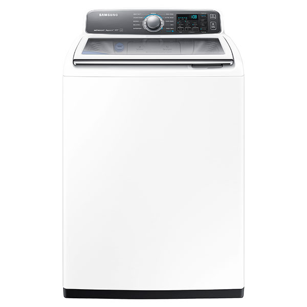WA7700 4.8 cu. ft. Top Load Washer with activewash™ (White)