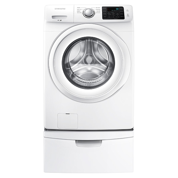 WF5000 4.2 cu. ft. Front Load Washer (White)