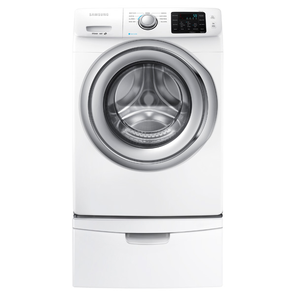 WF5200 4.2 cu. ft. Front Load Washer (White)