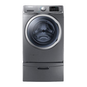 WF5600 4.2 cu. ft. Front Load Washer with SuperSpeed