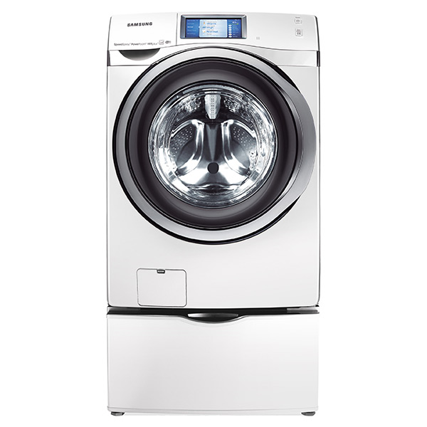 WF457ARGSWR 4.5 cu. ft. Touch Screen LCD Front-Load Washer