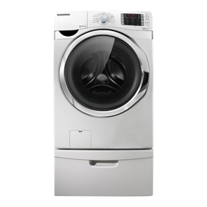 Front Load Washer With Pure Cycle