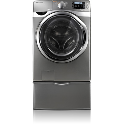 Front load Frigidaire washer, making noises, not spinning well